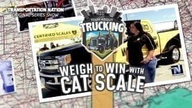 Tour About Trucking – CAT Scale
