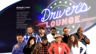 TNN Show Header – The Driver's Lounge