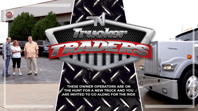 Trucker Traders Show Header