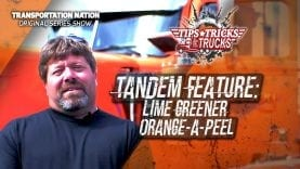 TTT – Tandem Feature – Lime Greener and OrangeAPeel