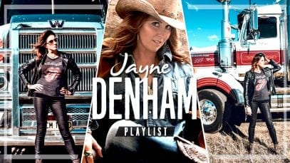 Jayne Denham Playlist