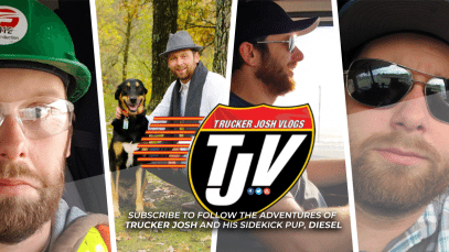 TNN Show Header – Trucker Josh VLOGS