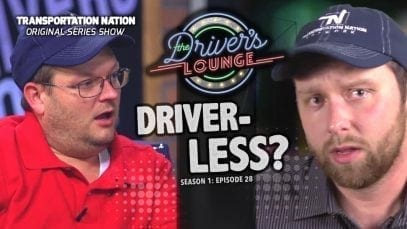 The Driver's Lounge – S1 E28