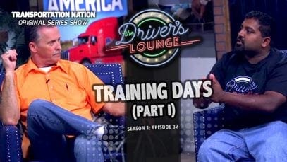 The Driver's Lounge – S1 E32