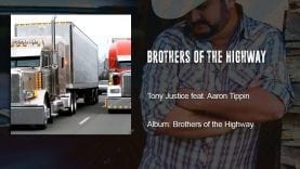 Trucking Music – Brothers of the Highway by Tony Justice