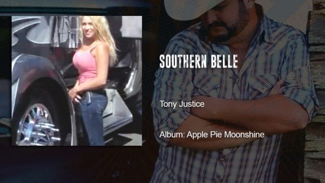Trucking Music – Southern Belle by Tony Justice