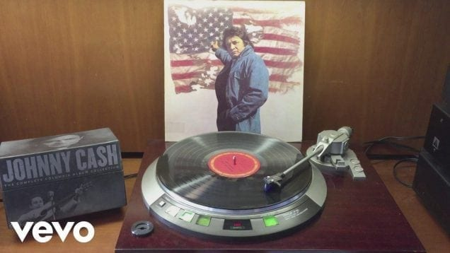 Johnny Cash – All I Do Is Drive (Audio)