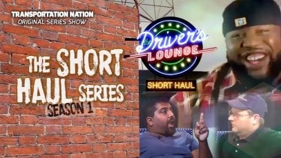 The Drivere's Lounge Short Haul – The SHORT HAUL Series
