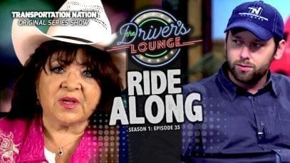 The Driver's Lounge – S1 E35