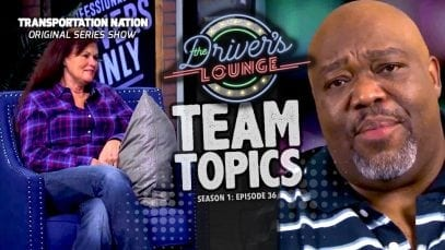 The Driver's Lounge – S1 E36