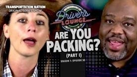 The Driver's Lounge – S1 E38