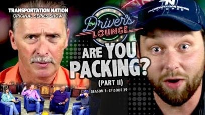 The Driver's Lounge – S1 E39