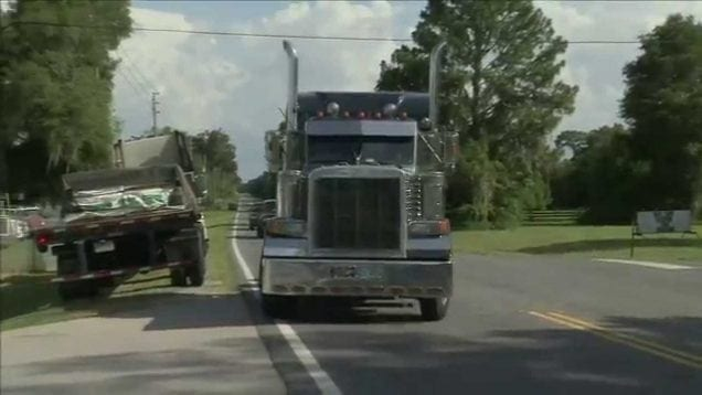 American Trucker – Season 1 Episode 21 – Finding Evel