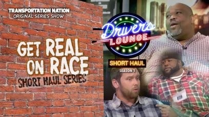 The Drivere's Lounge Short Haul – Get Real on Race