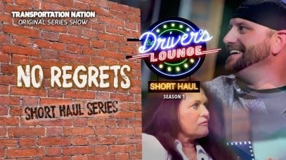 The Drivere's Lounge Short Haul – No Regrets