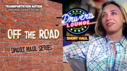 The Drivere's Lounge Short Haul – Off the Road