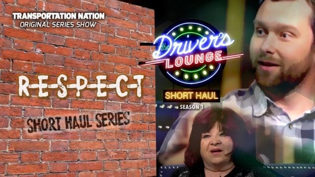 The Drivere's Lounge Short Haul – RESPECT