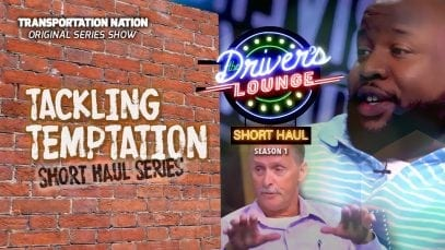 The Drivere's Lounge Short Haul – Tackling Tempation