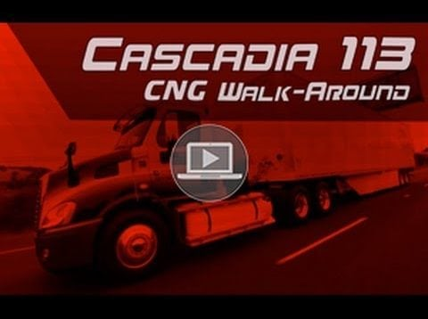 CNG Powered Cascadia 113: Let Me Introduce You