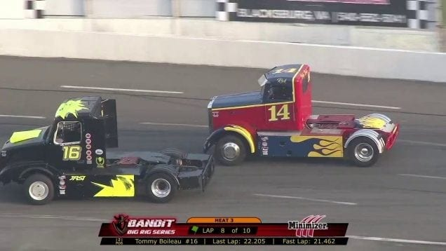Highlights from Motor Mile Speedway
