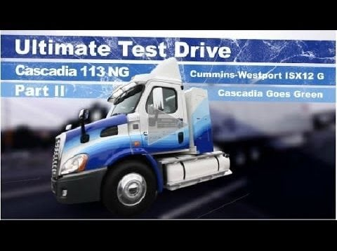 Ultimate Test Drives… Cascadia 113 NG Pt 2: Questions Asked, Questions Answered