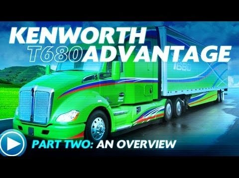 Ultimate Test Drives… Kenworth T680 Advantage Pt 2: An Overview