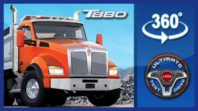 Ultimate Test Drives… Kenworth T880 A 360* Ultimate Test Drive