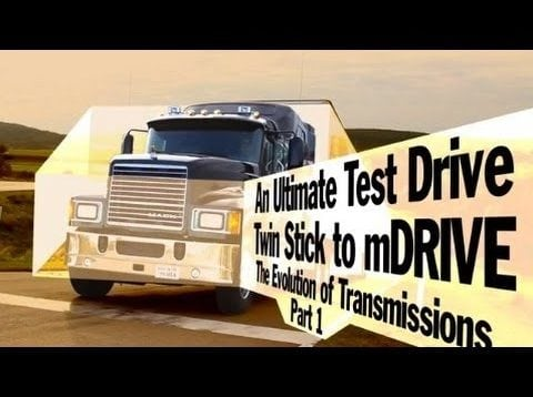 Ultimate Test Drives… Twin Stick to mDRIVE Pt 1