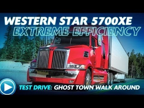 Ultimate Test Drives… Western Star 5700XE: Ghost Town Walk Around