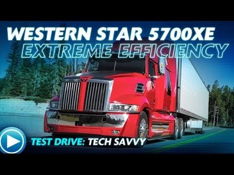 Ultimate Test Drives… Western Star 5700XE: Tech Savvy