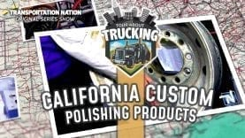 Tour About Trucking – Cali Custom Products