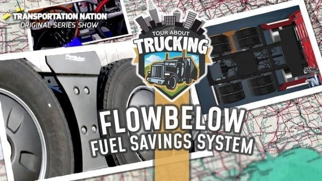 Tour About Trucking – Flow Below