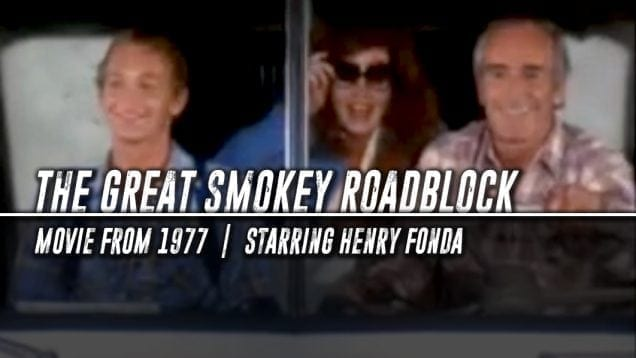 Trucking Movies – The Great Smokey Roadblock