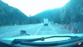 My Trucking Life – MOUNTAIN TUNNELS – #1456