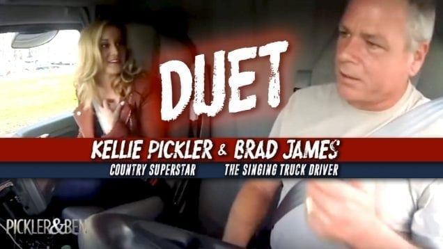 Trucking Music – Kellie and Brad Duet