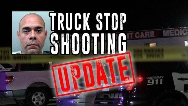 Truckstop Shooting Update