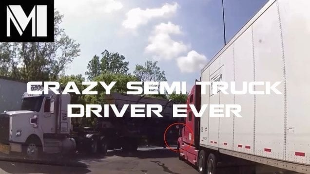 Bad Truck Driving Skills Compilation By Machines TV