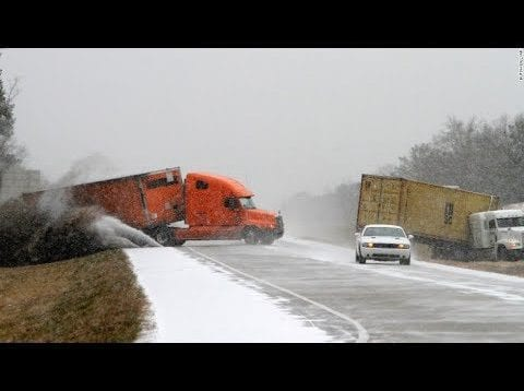 Cars And Trucks Sliding Crashes and Traffic Chaos 2018