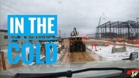 My Trucking Life – GOTTA UNLOAD IN THE COLD – #1577