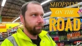 My Trucking Life – ON THE ROAD SHOPPING – #1595