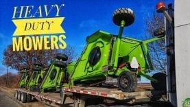 My Trucking Life – SERIOUS MOWERS!!! – #1581