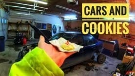 TJV – CARS AND COOKIES – #1586