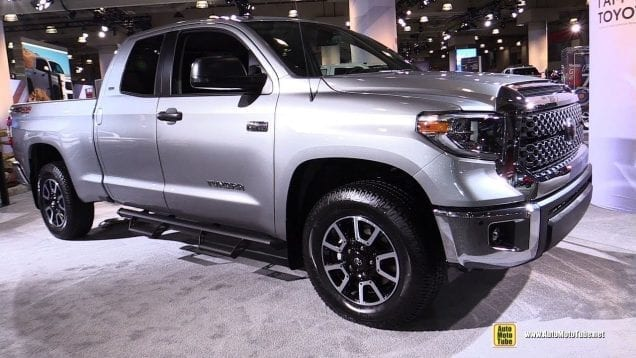 2018 Toyota Tundra – Exterior and Interior Walkaround – 2018 New York Auto Show