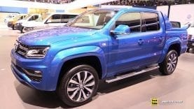 2019 Vokswagen Amarok Adventure – Exterior and Interior Walkaround – 2018 IAA Hannover