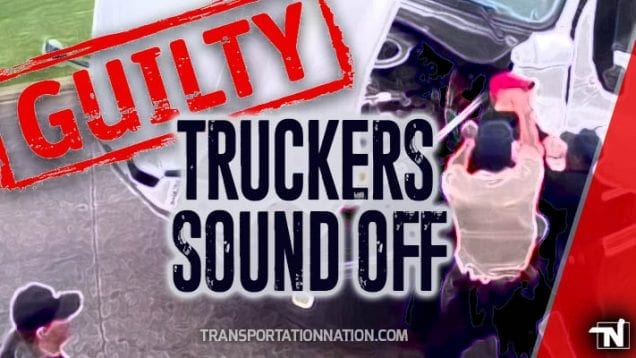 Clinton Kirker Guilty – TRUCKERS SOUND OFF