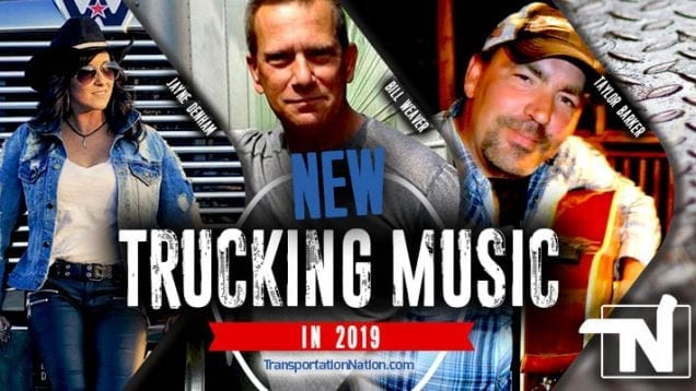 New Trucking Music in 2019