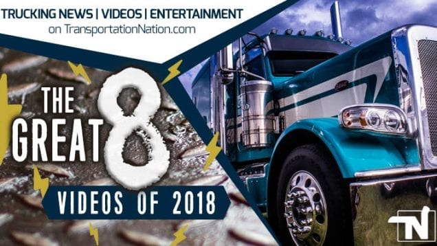 The Great 8 Videos of 2018