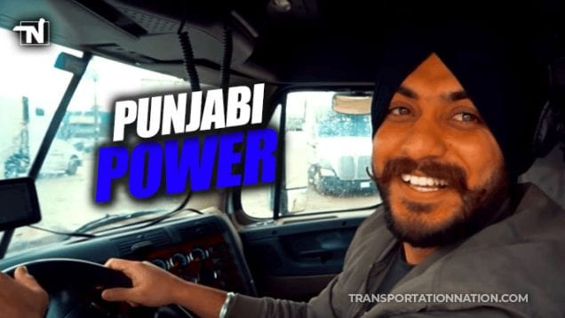 punjabis dominate canadian and american trucking