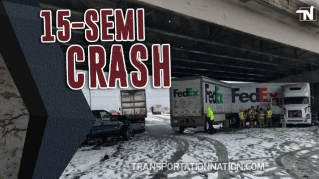 15-Semi Crash
