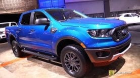 2019 Ford Ranger XLT – Exterior and Interior Walkaround – 2018 LA Auto Show